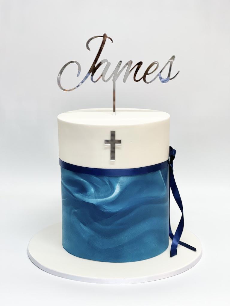 Religious Boys Cakes