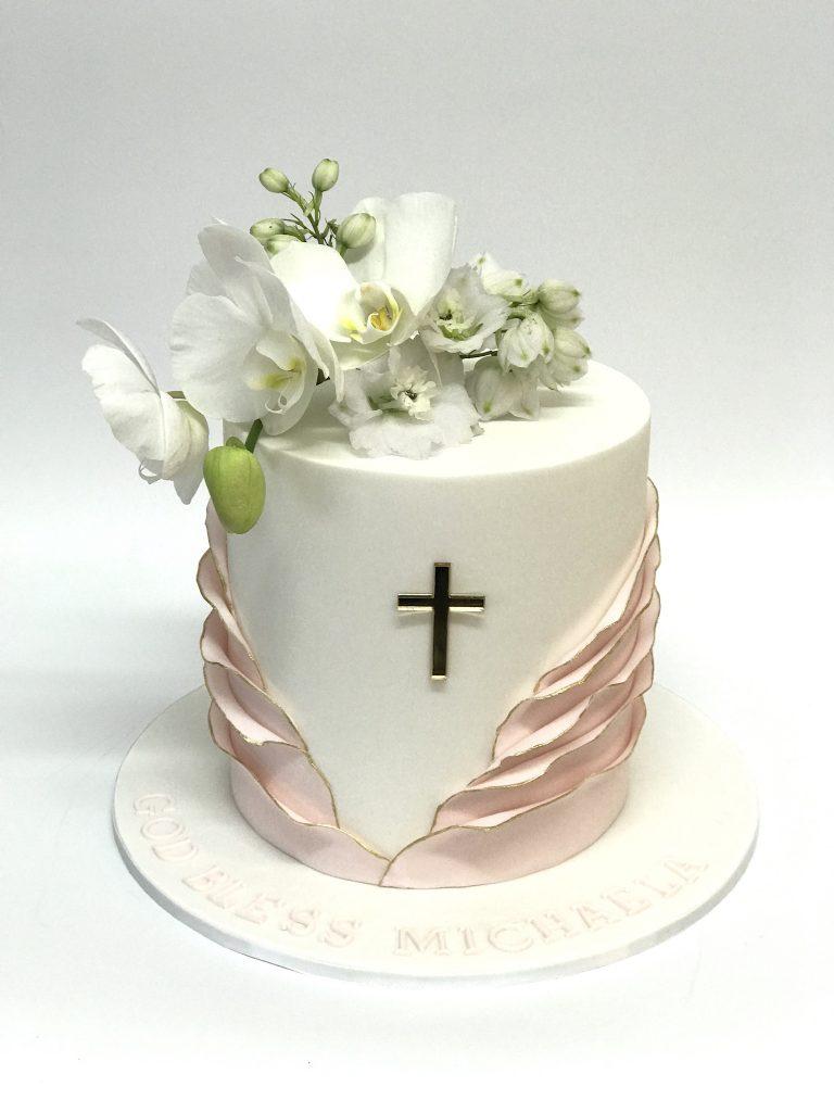 Religious Girls Cakes